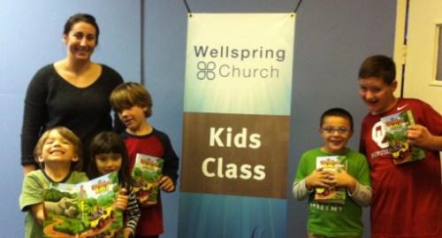 Kids Class Bibles