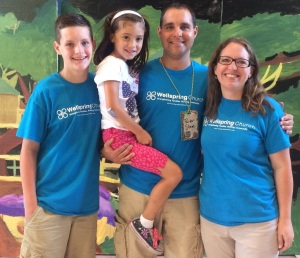 Brown Family VBS